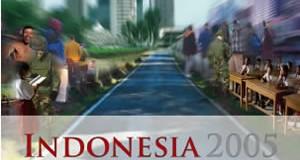 indonesia report 2005