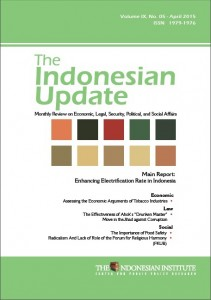 The Indonesian Update   Volume IX, No. 05 - April 2015 (English)