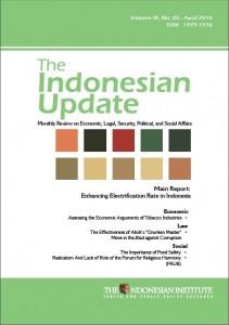 The Indonesian Update   Volume IX, No. 05 - April 2015 (English)