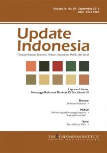 Update-Indonesia--Volume-IX,-No.-10--September-2015-(Bahasa-Indonesia)