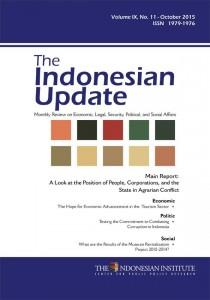 The-Indonesian-Update--Volume-IX,-No.-11-October-2015-(English))