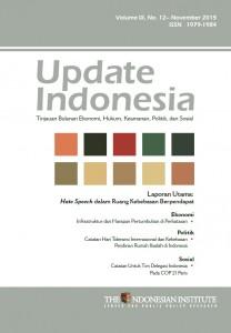 Update Indonesia Volume IX, No. 12 November 2015 (Bahasa Indonesia)