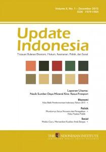 Update-Indonesia--Volume-X,-No.-1-–-Desember--2015
