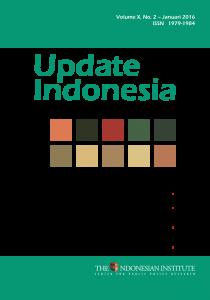 Update-Indonesia--Volume-X,-No.-2--Januari--2016