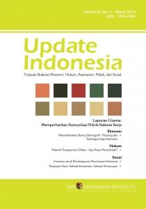 Update-Indonesia--Volume-X,-No.-4-Maret--2016