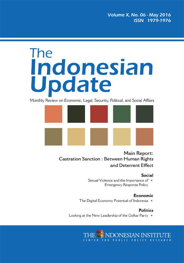 The Indonesian Update — Volume X, No. 6 – May 2016