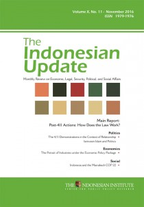 The-Indonesian-Update---Volume-X,-No.-11-November--2016-(English-Version)