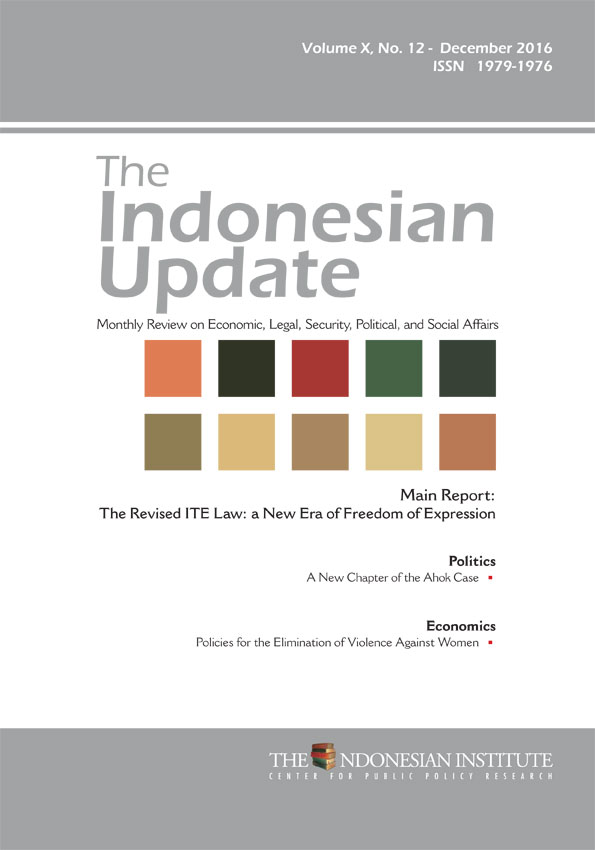 The Indonesian Update — Volume X No 12 – December 2016 (English Version)