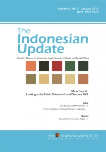 The-Indonesian-Update-—-Volume-XI,-No.1---January-2017