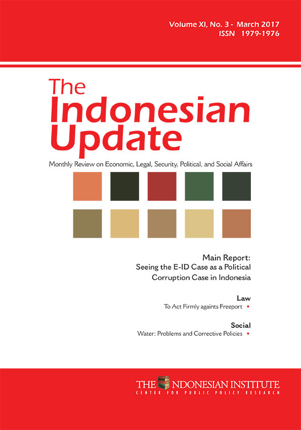The Indonesian Update — Volume XI, No.3 – March 2017 (English Version)