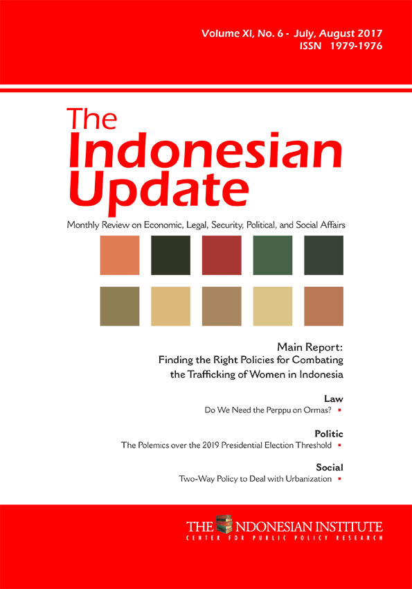 The Indonesian Update — Volume XI, No.6 – July, August 2017