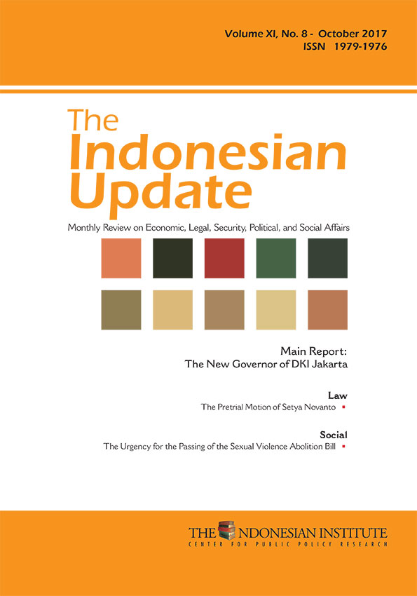 The Indonesian Update — Volume XI, No.8 – October 2017 (English Version)