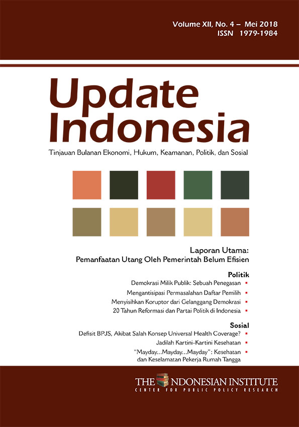 Update Indonesia – Volume XII, No. 4 – Mei 2018 (Bahasa Indonesia)