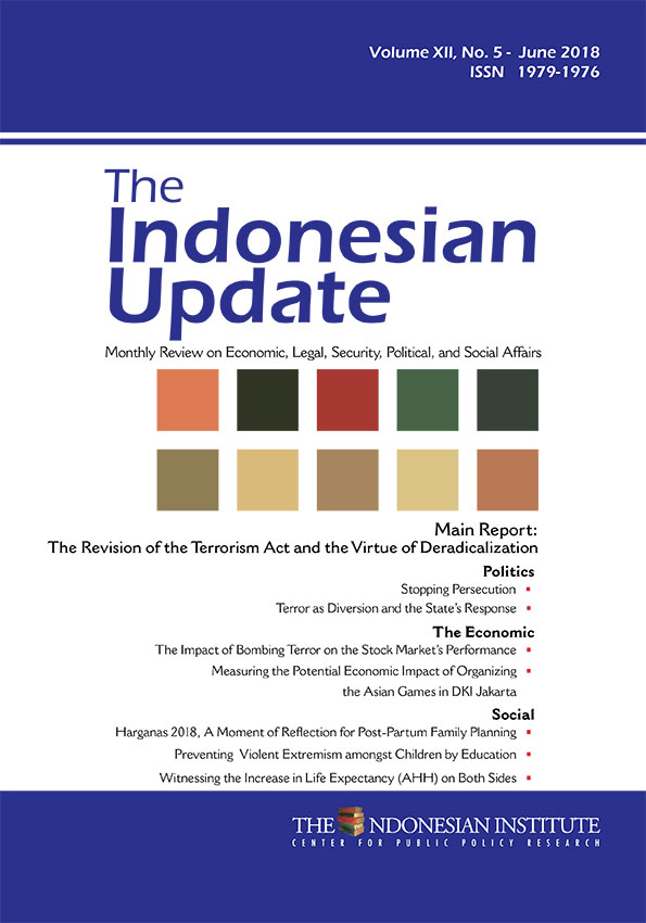 The Indonesian Update-Volume XII, No 5-June 2018 (English version)