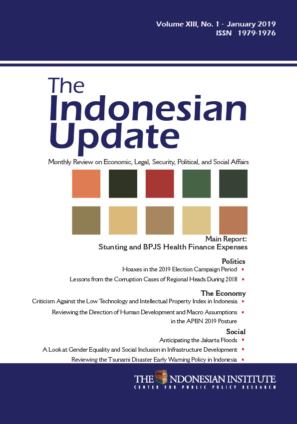 The Indonesian Updated-Vol.XII, No. 11-Januari 2019-English (Version)