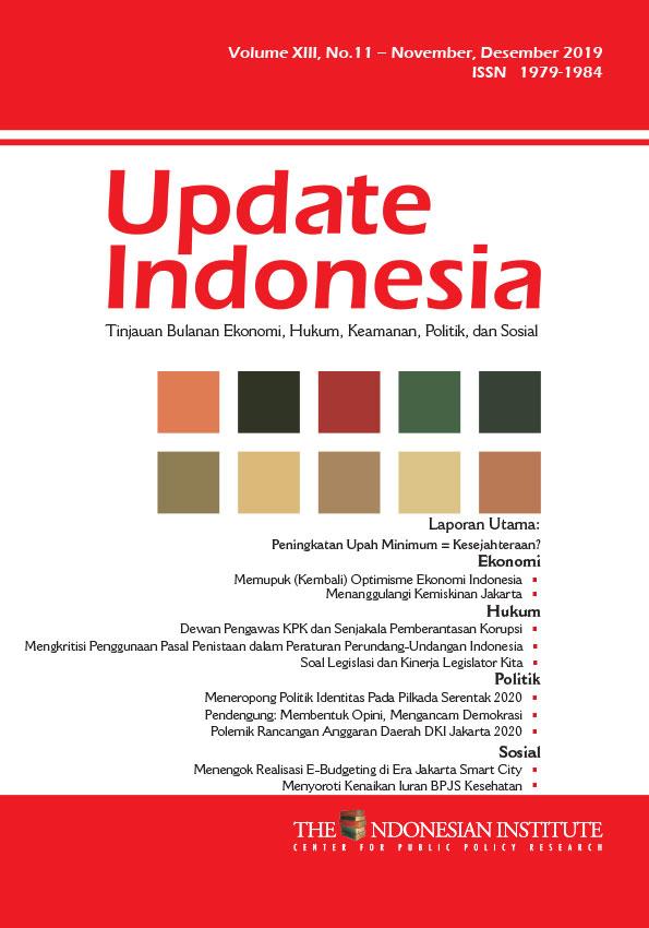 Update Indonesia — Volume XIII, No.11 – November, Desember 2019 (Bahasa Indonesia)