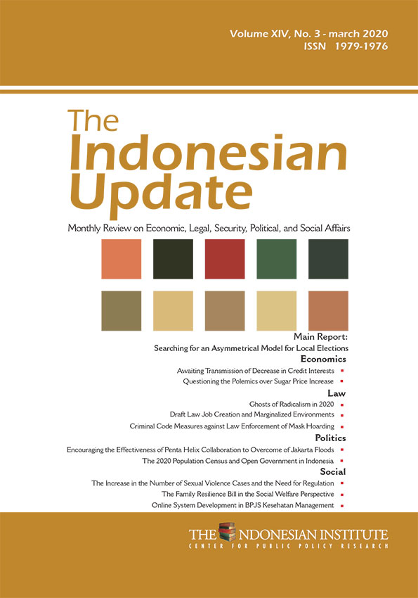 The Indonesian Update — Volume XIV, No.3- March 2020 (English Version)