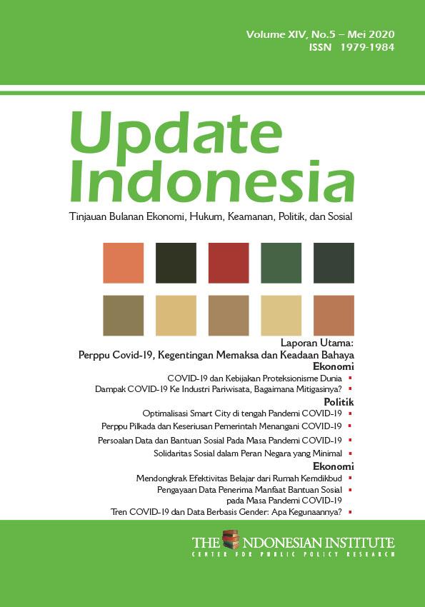 Update Indonesia — Volume XIV, No.5 – Mei 2020 (Bahasa Indonesia)