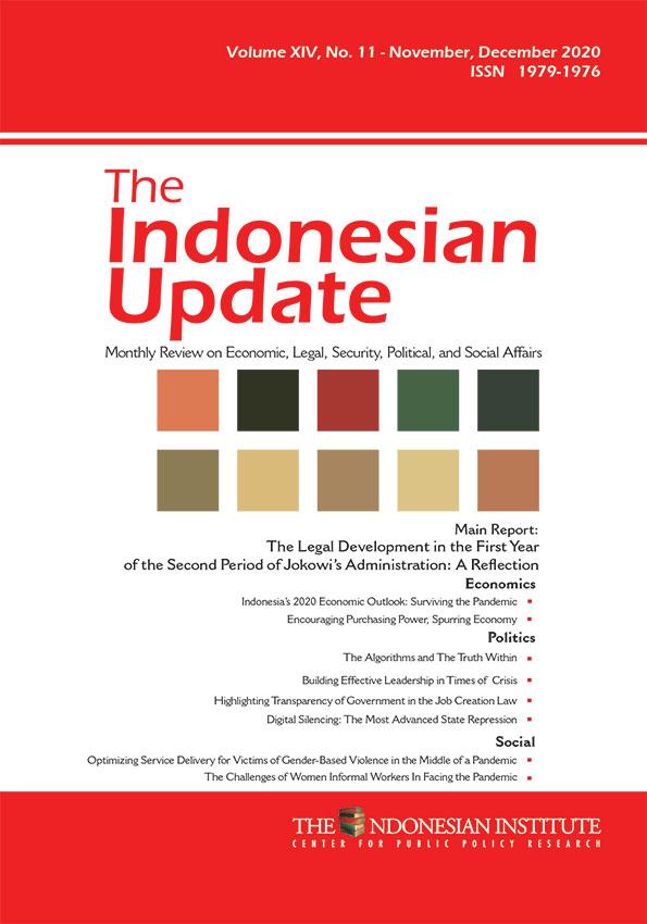 The Indonesian Update — Volume XIV, No.11 – November, December 2020 (English Version)