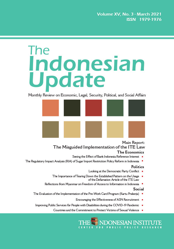The Indonesian Update — Volume XV, No.3 – March 2021 (English Version)